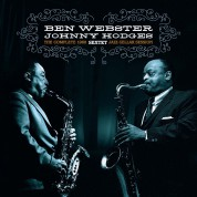 Ben Webster, Johnny Hodges: The Complete Jazz Cellar Session 1960 - Plak