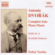 Dvorak: Suite in A Major, Op. 98 / Scottish Dances, Op. 41 - CD
