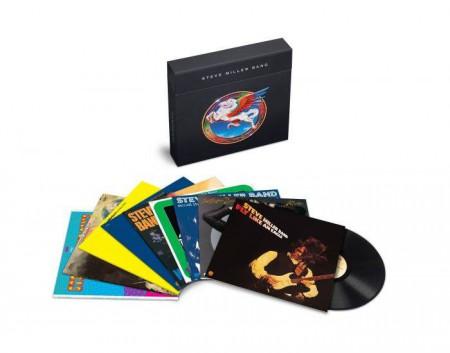 Steve Miller Band: Complete Albums Vol. 1 - Plak