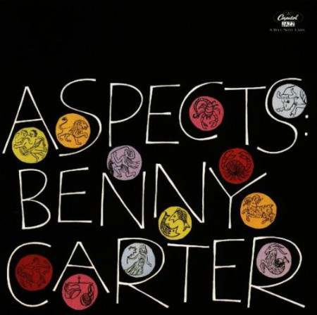 Benny Carter: Aspects - CD