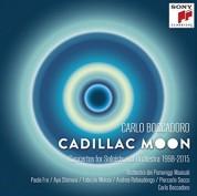 Carlo Boccadoro: Cadillac Moon - CD