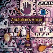 Çeşitli Sanatçılar: Anadolu'nun Sesi 2 - CD