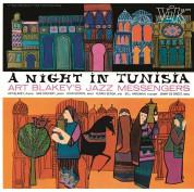 Art Blakey, The Jazz Messengers: A Night In Tunisia - Plak