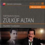 Zülküf Altan: TRT Arşiv Serisi 85 - Diyarbakır Uzun Havaları - CD