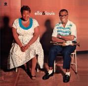Ella Fitzgerald, Louis Armstrong: Ella & Louis (Yellow Vinyl) - Plak