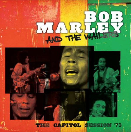 Bob Marley & The Wailers: The Capitol Session '73 (Limited Edition) (Red & Green Vinyl) - Plak