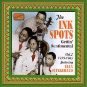Ink Spots: Gettin' Sentimental (1939-1945) - CD