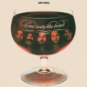 Deep Purple: Come Taste The Band (Limited-Edition - Purple Vinyl) - Plak