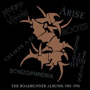 Sepultura: The Roadrunner Albums - Plak