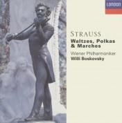 Wiener Philharmoniker, Willi Boskovsky: Strauss, J.: Waltzes, Polkas - CD