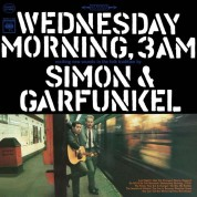 Simon & Garfunkel: Wednesday Morning 3am - Plak