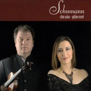 Cihat Aşkın, Gülden Tezer: Schumann - CD