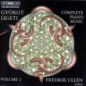 Fredrik Ullen: Ligeti - The Complete Piano Music, Vol.2 - CD