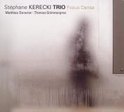 Stephane Kerecki Trio: Focus Dance - CD