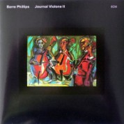 Barre Phillips: Journal Violone 2 - CD