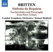 Britten: Sinfonia Da Requiem / Gloriana Suite / Sea Interludes - CD