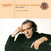 Glenn Gould: Bach The Goldberg Variations - 1981 Recording - CD