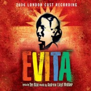 Andrew Lloyd Webber: Evita (2006 London Cast Recording) (Soundtrack) - CD