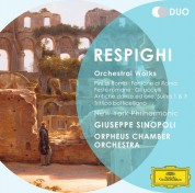 Giuseppe Sinopoli, New York Philharmonic Orchestra, Orpheus Chamber Orchestra: Respighi: Fontane Di Roma - CD