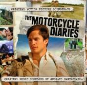 Gustavo Santaolalla: OST - Motorcycle Diaries - CD