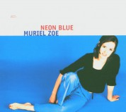Muriel Zoe: Neon Blue - CD