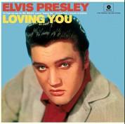 Elvis Presley: Loving You + 2 Bonus Tracks - Plak