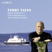 Øystein Baadsvik: Ferry Tales - CD