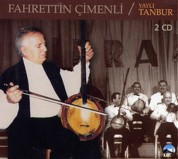 Fahrettin Çimenli: Yaylı Tanbur - CD
