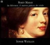 Sophie Watillon: La Reveuse, & autres pieces de viole - CD