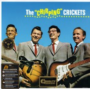 """Buddy Holly & The Crickets: The """"Chirping"""" Crickets - Plak"""