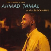 Ahmad Jamal: The Complete 1962 Ahmad Jamal At The Blackhawk - CD