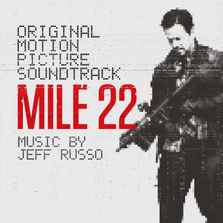 Jeff Russo: Mile 22 - Plak