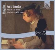 Alain Planes: Haydn: Piano Sonatas, Vol.2: The Late Sonatas - CD