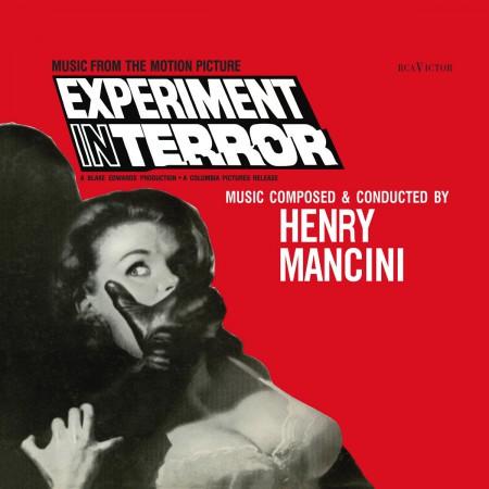 Henry Mancini: Experiment In Terror.. - Soundtrack - Plak