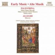 Palestrina: Missa Papae Marcelli / Allegri: Miserere - CD