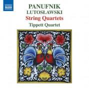 Tippett Quartet: Panufnik & Lutosławski: String Quartets - CD