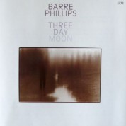Barre Phillips: Three Day Moon - CD