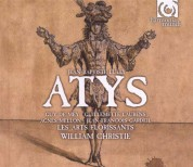 Les Arts Florissants, William Christie: Lully: Atys (complete recording) - CD