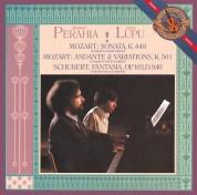 Murray Perahia, Radu Lupu: Music For Piano 4 Hands & 2 Pianos - CD