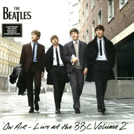 The Beatles: On Air: Live At The BBC Volume 2 - CD