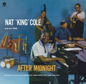 "Nat ""King"" Cole: After Midnight (Limited - Transparent Blue) - Plak"
