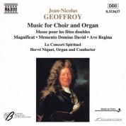 Geoffroy: Music for Choir and Organ - CD