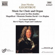 Geoffroy: Music for Choir and Organ - CD
