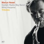Marius Neset, Danish Radio Bigband: Tributes - CD