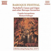 Baroque Festival - CD