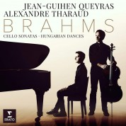 Jean-Guihen Queyras, Alexandre Tharaud: Cello Sonatas, Hungarian Dances - CD