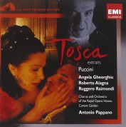 Angela Gheorghiu, Roberto Alagna, Ruggero Raimondi, Antonio Pappano: Puccini: Tosca extraits - CD