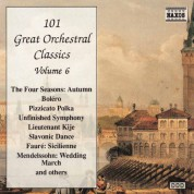 101 Great Orchestral Classics, Vol.  6 - CD