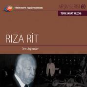 Rıza Rit: TRT Arşiv Serisi 60 - Rıza Rit'den Seçmeler - CD
