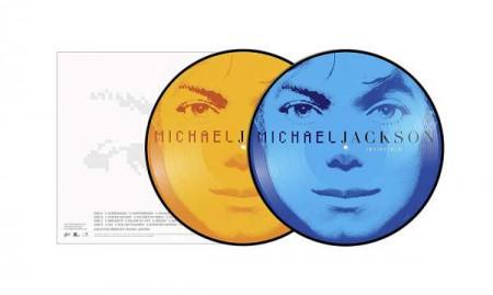 Michael Jackson: Invincible (Limited Edition - Picture Disc) - Plak